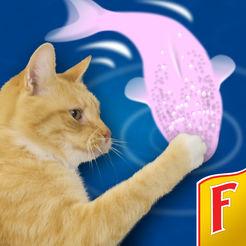 猫じゃらしアプリcatfishing2