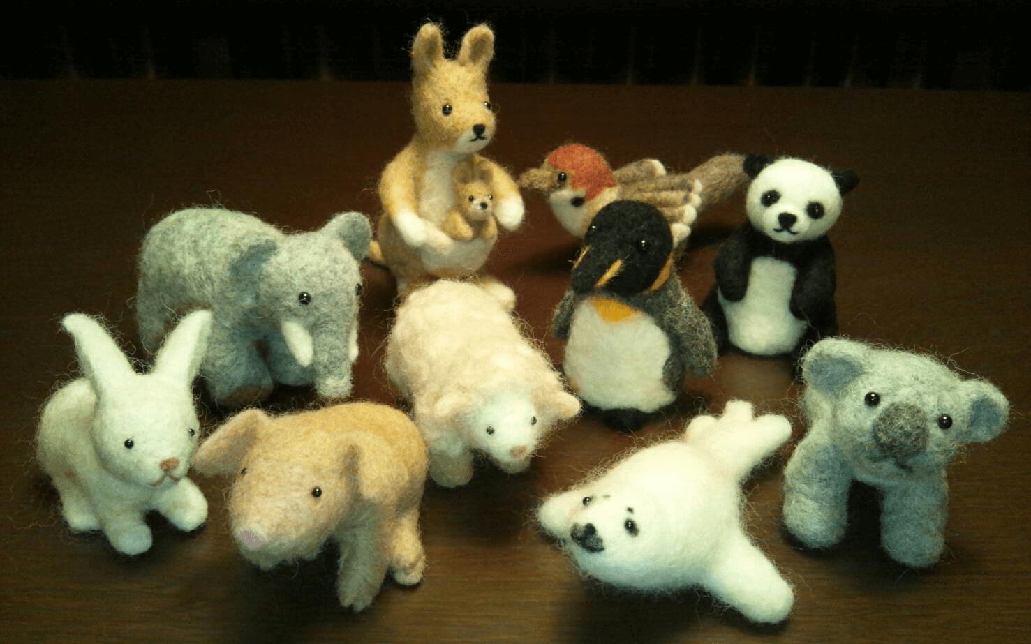 羊毛フェルトの柴犬がまるで本物みたい!?かわいい作品やスターターキットなどもご紹介!