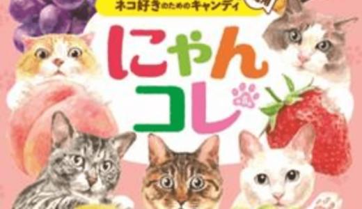 愛猫が包み紙に!「フェリシモ猫部」とのコラボキャンディーに癒されよう