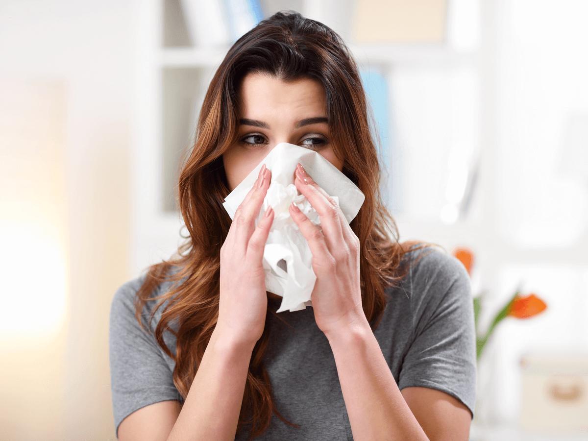 くしゃみ アレルギー