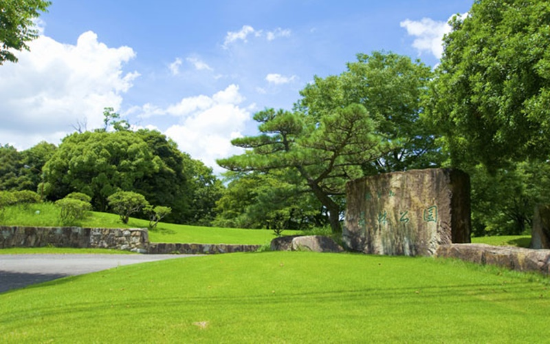 上野森林公園